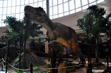 t rex exhibition riyadh