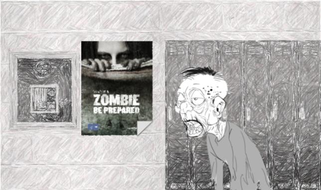 zombie locker