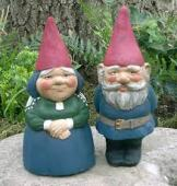 A Healthy Gnome Couple