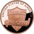 New penny. Doesn't it look fake? maybe we should test it to make sure it's reliable.