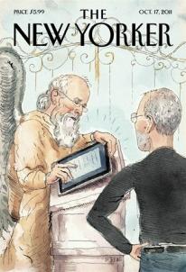 The death of Steve Jobs