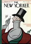 "1925 Cover Illustration: ""Original New Yorker cover"" by Source. Licensed under Fair use via Wikipedia - https://en.wikipedia.org/wiki/File:Original_New_Yorker_cover.png#/media/File:Original_New_Yorker_cover.png"